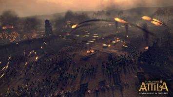 Новый кинематографический трейлер Total War: Attila