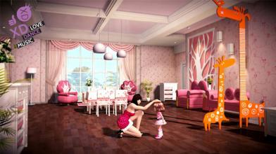 В России и СНГ выйдет танцевальный симулятор XD: Love Dance Music