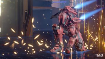 Еще семь минут неотредактированного мультиплеерного геймплея Halo 5