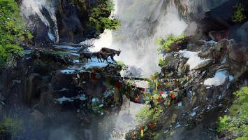 Редактор карт Far Cry 4 не поддерживает мультиплеерные уровни