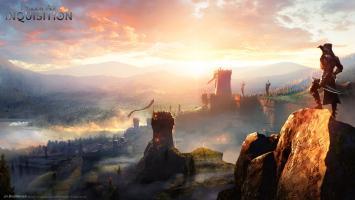 Красочные концепт-арты Dragon Age: Inquisition