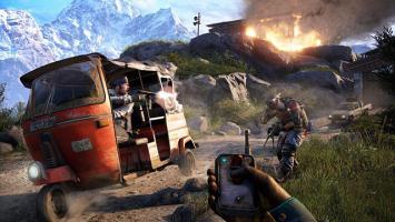 Самый интересный способ захвата аванпостов— вновом видео Far Cry4