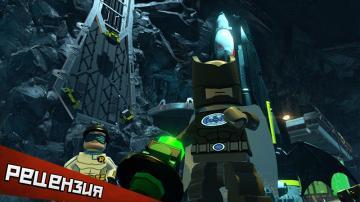 Супергеройское ассорти: рецензия на LEGO Batman 3: Beyond Gotham