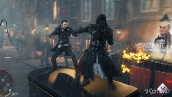 Новая часть Assassin's Creed под названием Victory выйдет в 2015 году и перенесет место действия в викторианский Лондон