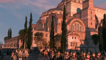 Закат Римской империи в зрелищном трейлере Total War: Attila