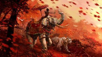 Забавное взаимодействие слонов и взрывчатки C4 в Far Cry 4