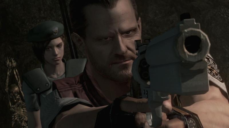 Дата релиза и PC-геймплей Resident Evil HD