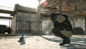 Metal Gear Solid Online выглядит отлично