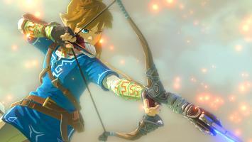 Демонстрация геймплея новой The Legend of Zelda