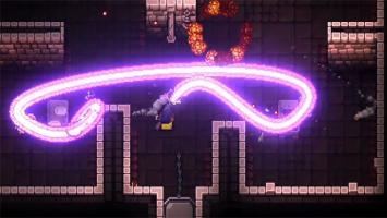 Игра о подземельях Enter the Gungeon анонсирована для PS4