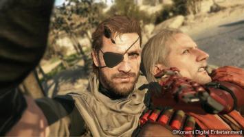 Новые скриншоты Metal Gear Online: селфи Снейка и плюшевые игрушки