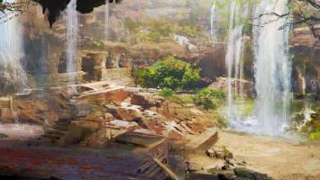 Прекрасные концепт-арты Far Cry 4