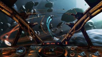 ВElite: Dangerous можно найти космический аппарат «Вояджер-2»