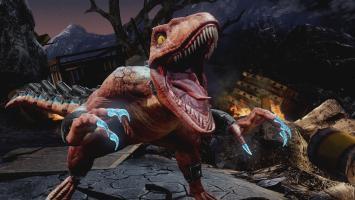 Геймплейный трейлер Риптора из Killer Instinct
