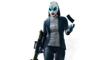 В дополнении Diamond Heist к Payday 2 появится первый играбельный женский персонаж