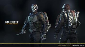 Новый эксклюзивный лут в Call of Duty: Advanced Warfare