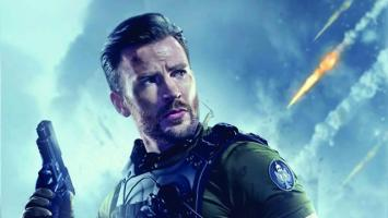 Актер Крис Эванс снялся в ролике Call of Duty Online