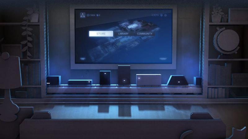 Проект Steam Machines не умер и, по словам Valve, станет центром внимания на GDC