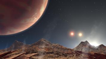 В Elite: Dangerous добавлены экзопланеты Kepler-438b и 442b