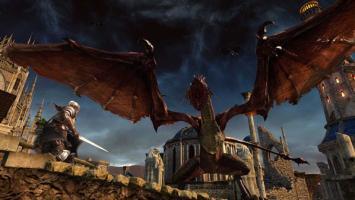 Патч Dark Souls 2: Scholar of the First Sin добавит нового персонажа