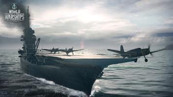 World of Warships: Авианосцы. Первый удар