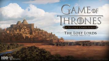 Релиз Game ofThrones: Episode 2— The Lost Lords состоится вфеврале