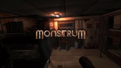 Геймплейное видео независимого хоррора Monstrum