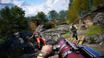 Прохождение одной из миссий DLC Hurk Deluxe для Far Cry 4