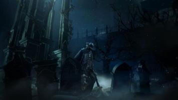 Вступительные 18 минут Bloodborne