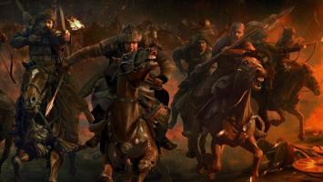 Фракция гуннов в новом трейлере Total War: Attila