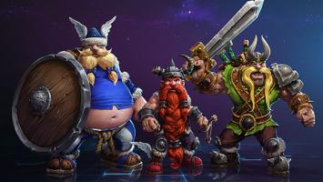 Персонажи The Lost Vikings появились в закрытой бете Heroes of the Storm