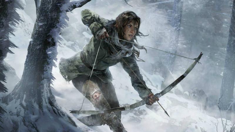 Rise of the Tomb Raider не так холодна, как кажется