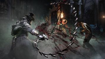 Грандиозное оружие в Bloodborne