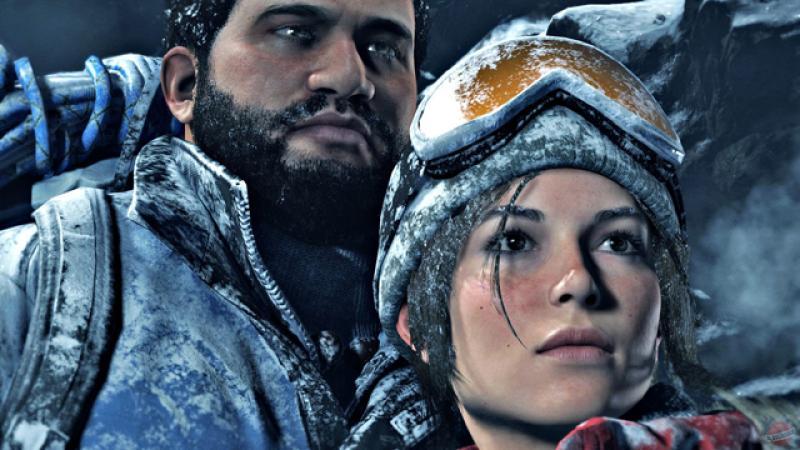 В Rise of the Tomb Raider будет больше гробниц и головоломок