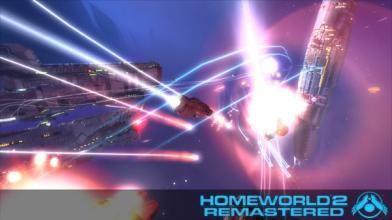 Ролик Homeworld Remastered Collection знакомит с игровой историей, вселенной и геймплеем