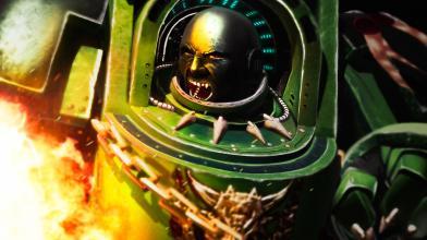 Вышло дополнение Salamanders для Space Hulk: Ascension