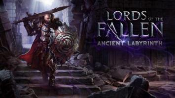 Войдите в древний лабиринт в новом дополнении к Lords of the Fallen