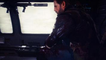 Окровавленный Снейк на новых скриншотах MGS 5: The Phantom Pain