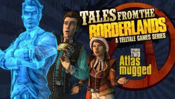 Красавчик Джек в трейлере второго эпизода Tales from the Borderlands