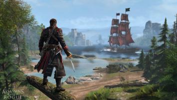 С сегодняшнего дня Assassin's Creed: Rogue доступна на PC
