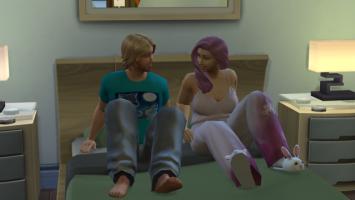 Симы вThe Sims 4«занялись вуху» 105 миллионов раз