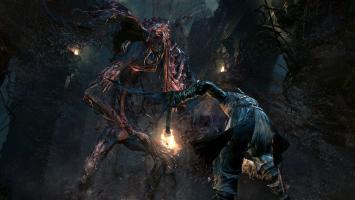 Релизный трейлер Bloodborne— запару недель дорелиза