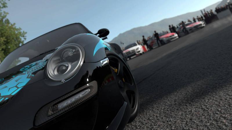 На следующей неделе DriveClub получит апдейт с новыми автомобилями и функцией реплея