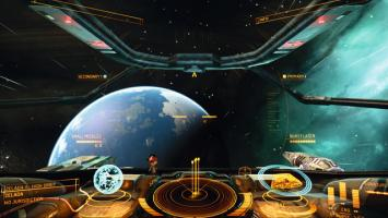 Новый трейлер Elite: Dangerous