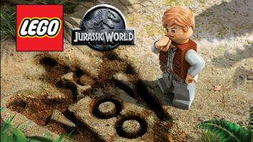 Первый трейлер LEGO Jurassic World