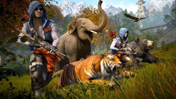 Причины безумных ситуаций в Far Cry 4