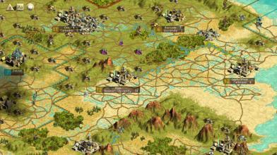 В Steam вышел мультиплеерный апдейт для Civilization 3