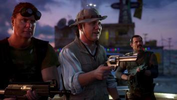 В Battlefield: Hardline пошутили над Call of Duty: Advanced Warfare