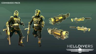 Игроки Helldivers произвели 4,2 миллиарда выстрелов