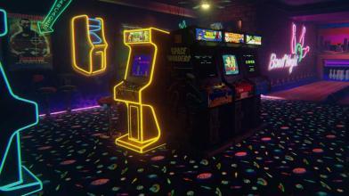 NewRetroArcade— виртуальный симулятор зала игровых автоматов